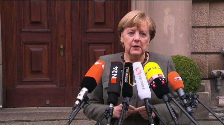 Governo in Germania, Merkel: ancora serie divergenze tra partiti